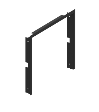 Рамка  для камінної топки Hitze Albero 11 S.H 3/4 фото