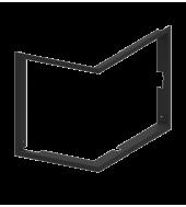 Рамка для камінної топки Hitze Albero 16 L.H 4/4