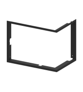 Рамка для камінної топки Hitze Albero 16 R.H 4/4