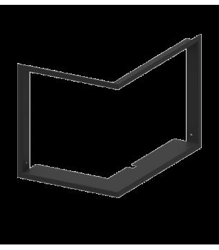 Рамка для камінної топки Hitze Albero 9 L.G.H 4/4 фото