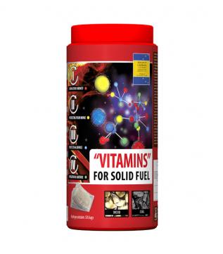 """""""Вітаміни"""" для твердого палива Hansa (1 кг.) фото"""