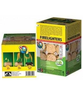 Розпалювачі вогню Hansa 10 шт. фото