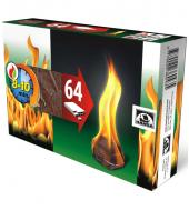 Розпалювач вогню Hansa 64 шт.