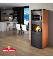 Духовка Bronpi Monaco Al (Apricot)