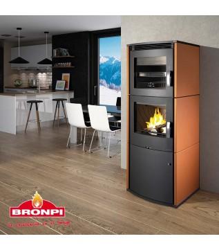 Духовка Bronpi Monaco Al (Apricot) фото