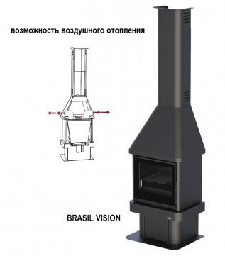 Камін Bronpi Brasil Vision фото
