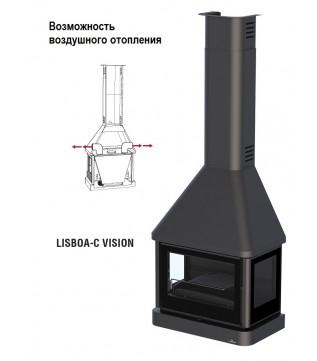 Камін Bronpi Lisboa C Vision фото