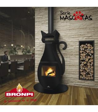 Піч Bronpi Figaro (з духовкою) фото