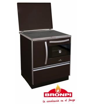 Плита Bronpi Cocina 70 Ma (Brown) фото