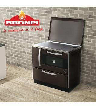 Плита Bronpi Cocina 90 Ma (Brown) фото