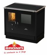 Плита з водяним контуром Bronpi Cocina Hydro (Bu Burgundy)