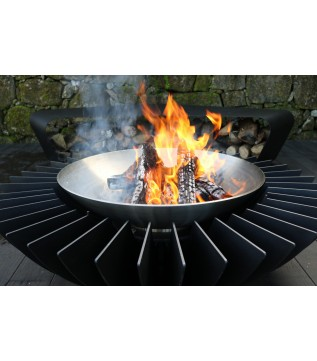 Барбекю GlammFire Cosmo 13 Firewood