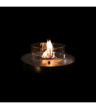 Біопальник GlammFire Fire Round EVOPlus