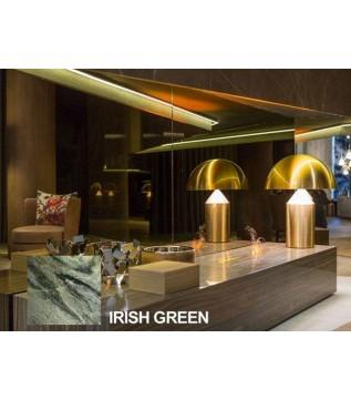 "Електрокамін GlammFire Gema ""Irish Green"" фото"