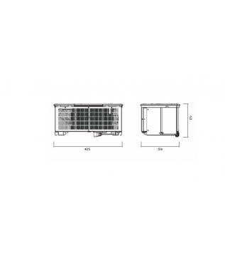 Електрокамін GlammFire Kit Glamm 3D S