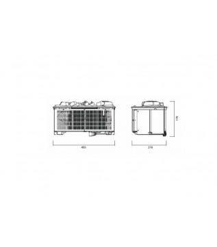 Електрокамін GlammFire Kit Glamm 3D