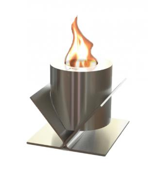 Біокамін GlammFire Kivo Tabletop фото