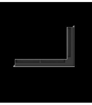 Вентиляційна решітка Hitze Slim 6х60х40 права