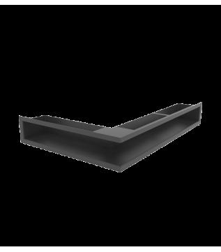 Вентиляційна решітка Hitze Slim 9x60x40 ліва фото