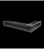 Вентиляційна решітка Hitze Slim 9x60x40 права