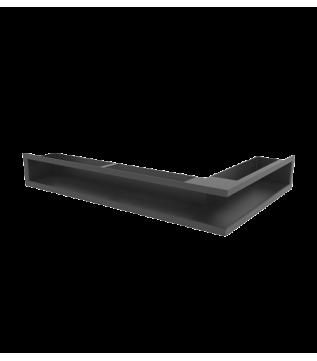 Вентиляційна решітка Hitze Slim 9x60x40 права фото