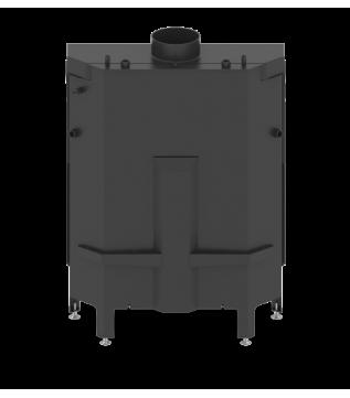 Камінна топка з водяним контуром Hitze Albero 90х41.S