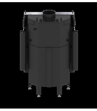 Камінна топка з водяним контуром Hitze Albero 59x43.G