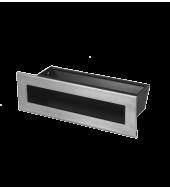 Вентиляційна решітка Hitze Slim Inox 6х20