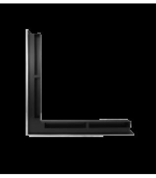 Вентиляційна решітка Hitze Slim Inox 6х56х56
