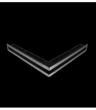 Вентиляційна решітка Hitze Slim Inox 6х56х56 фото