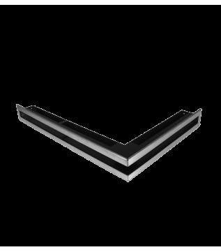 Вентиляційна решітка Hitze Slim Inox 6х60х40 Prawy фото