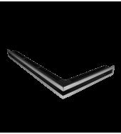 Вентиляційна решітка Hitze Slim Inox 6х80х45 Prawy