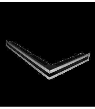Вентиляційна решітка Hitze Slim Inox 6х80х45 Prawy фото