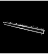 Вентиляційна решітка Hitze Slim Inox 6х80