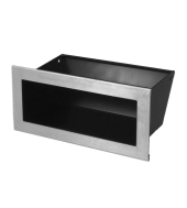 Вентиляційна решітка Hitze Slim Inox 9x20