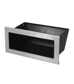 Вентиляційна решітка Hitze Slim Inox 9x20 фото