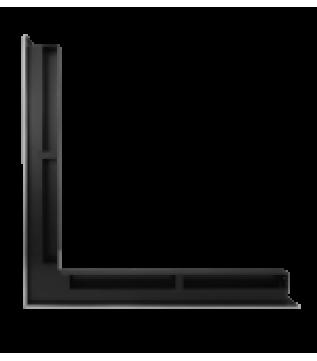 Вентиляційна решітка Hitze Slim Inox 9х56х56