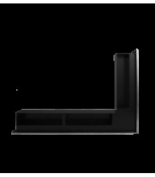 Вентиляційна решітка Hitze Slim Inox 9х60х40 Prawy
