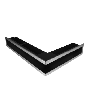 Вентиляційна решітка Hitze Slim Inox 9х60х40 Prawy фото