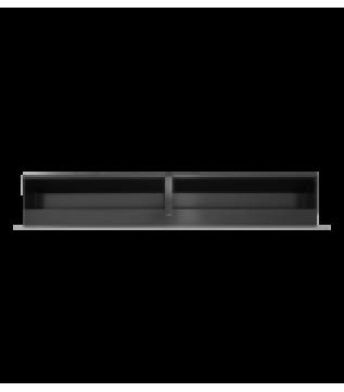 Вентиляційна решітка Hitze Slim Inox 9x60
