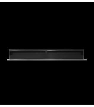 Вентиляційна решітка Hitze Slim Inox 6x60