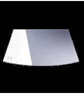 Скляна підставка під камін Hitze 1067 x 1260