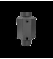 Теплообмінник водяний Hitze 7 кВт Ø200