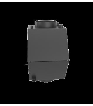 Теплообмінник водяний з трубами Hitze 10 кВт Ø200