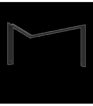 Рамка для камінної топки Hitze Albero AL11LG.H (3/4) фото