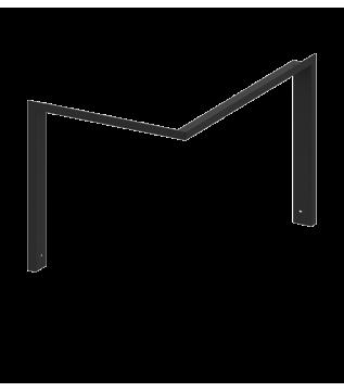 Рамка для камінної топки Hitze Albero AL19LG.H (3/4) фото
