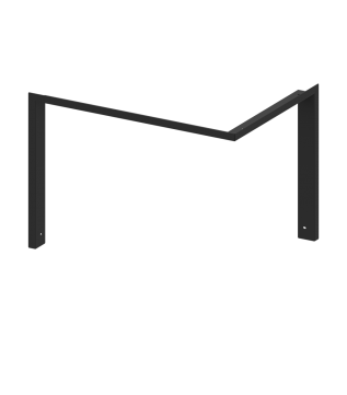 Рамка для камінної топки Hitze Albero AL19RG.H (3/4) фото