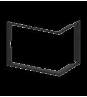 Рамка для камінної топки Hitze Albero AL16R.H (4/4)