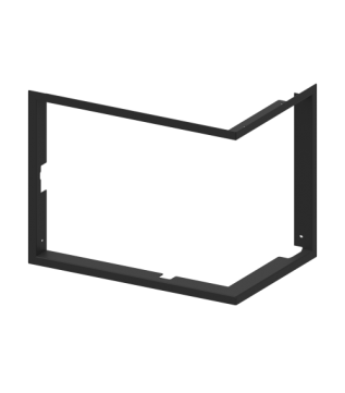 Рамка для камінної топки Hitze Albero AL16R.H (4/4) фото