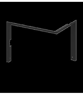 Рамка для камінної топки Hitze Albero AL19R.H (3/4) фото